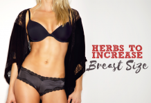 How To Increase Breast Size - The Ultimate Guide to Get